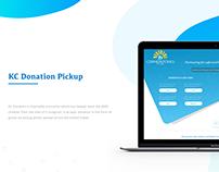 KC Donation Pickup | Case Study