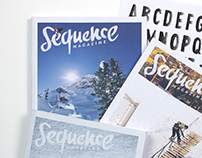 TELL IT WITH A LETTERING Sequence Magazine