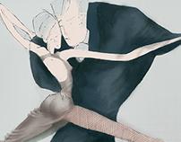 Una Danza II