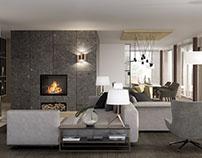 Zurich Penthouse