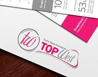 TOP West | Logo