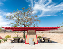 Rest Areas of the Southwest: California