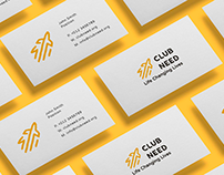 Club Need Logo Design
