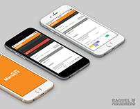 Mobile App - for Manserv