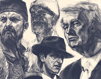 Various portraits 2017