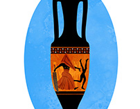 Archaic Geek Amphorae Collection