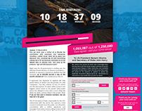 Avaaz.org Web Site UI Design