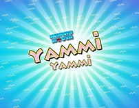 Yammi. Puzzle game