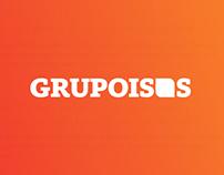 Grupoisos: web redesign