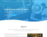 Akrai - Free Bootstrap Template