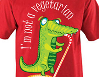 T-shirt creation