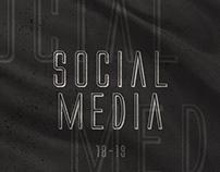 Social Media 18 - 19