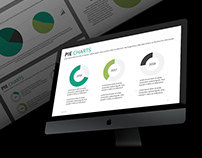 Pie Chart Presentation Template | Free Download
