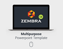 Zembra - MultiPurpose PowerPoint Template