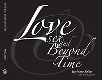 "Book Design: ""Love, Sex, and Beyond Time""—inspirational"