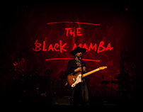 The Black Mamba @ Coliseu do Porto   2017.01.22