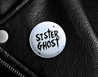 Sister Ghost Badge