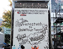 Fastest Painted Website