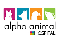 Alpha Animal Hospital Logo