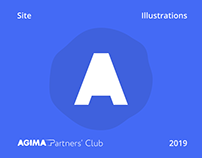 AGIMA Partners Club — Promo Project