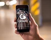CB Auto | Logo