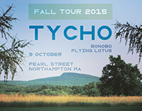 Tycho Fall Tour 2015– Prospective Poster Designs