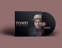 CD, Poster, Ticket Concert Design