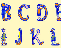 CHARACTERS A to Z
