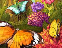 A Butterfly Smile - Pratham Books StoryWeaver