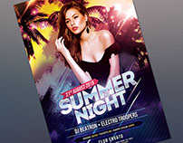 Summer Night Flyer