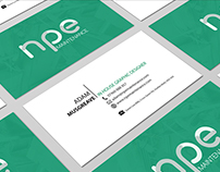 Rebrand. NPE Maintenance Ltd
