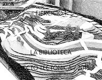 Biblioteca - Ejercicio 1 - Proyecto Tectónica