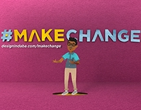 Design Indaba | MakeChange TV Commercial