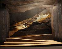 ,,Faust'' J.W.Goethe. Set design / Scenografia