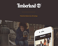 Website TIMBERLAND