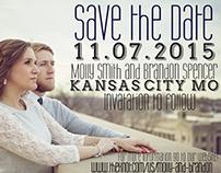 Wedding Save the Dates