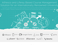 Web page design of an Alfresco case study   Algoworks