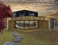 Visualization -House Harrachov