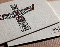 Ilustración Logo Totem