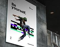 RIOT - Rebrand + App design