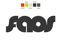 Logotipo Studio FAOS