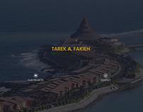 Tarek Fakieh Website