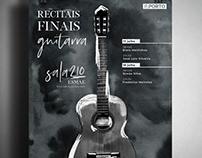 Recitais de Guitarra - ESMAE