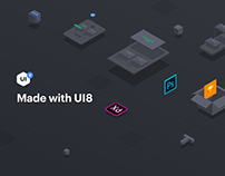 Made with UI8