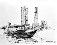 ++ Urban Sketch ++