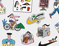 2019 Nike Campaign