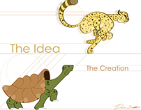 The Idea vs The Creation