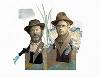 Artsy cowboys
