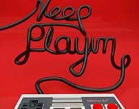 KEEP PLAYING