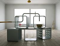 Interior experiment - 3D